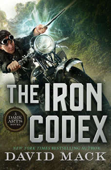 The Iron Codex: A Dark Arts Novel, David Mack