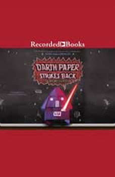 Darth Paper Strikes Back, Tom Angleberger
