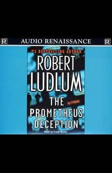 The Prometheus Deception, Robert Ludlum