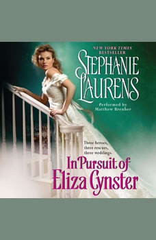 In Pursuit of Eliza Cynster: A Cynster Novel A Cynster Novel, Stephanie Laurens