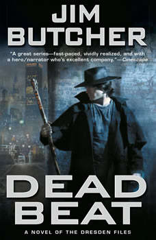 Dead Beat, Jim Butcher