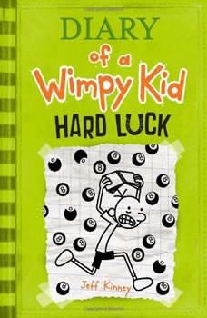 Hard Luck, Jeff Kinney