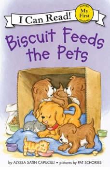 Biscuit Feeds the Pets, Alyssa Satin Capucilli