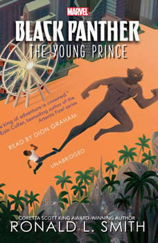 Black Panther: The Young Prince The Young Prince, Ronald L. Smith