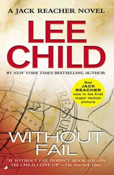 Without Fail: A Jack Reacher Novel, Lee Child