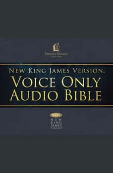 Voice Only Audio Bible - New King James Version, NKJV (Narrated by Bob Souer): (09) 2 Samuel, Thomas Nelson