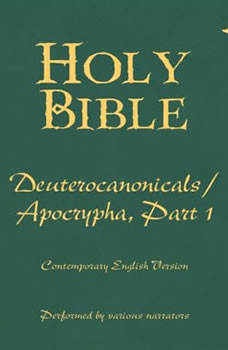 Part 1, Holy Bible Deuterocanonicals/Apocrypha-Volume 18, Various