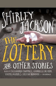 The Lottery, and Other Stories, Shirley Jackson