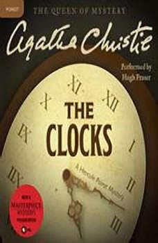 The Clocks: A Hercule Poirot Mystery, Agatha Christie