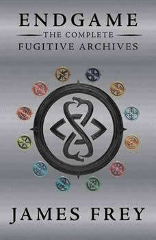 Endgame: The Complete Fugitive Archives, James Frey