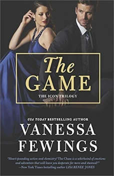 The Game: (ICON Trilogy), Vanessa Fewings