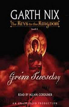 The Keys to the Kingdom #2: Grim Tuesday, Garth Nix