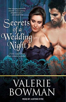 Secrets of a Wedding Night, Valerie Bowman