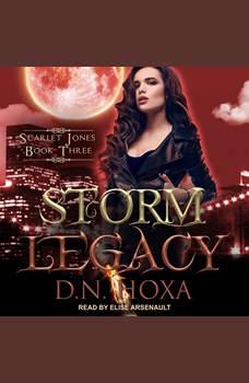 Storm Legacy, D.N. Hoxa