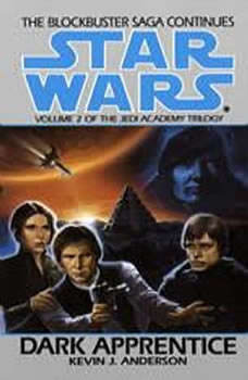 Star Wars: The Jedi Academy: Dark Apprentice: Volume 2, Kevin Anderson