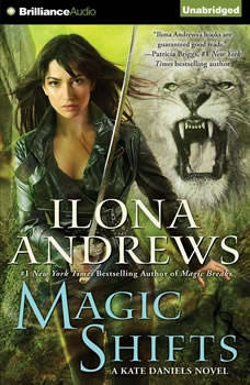 Magic Shifts, Ilona Andrews