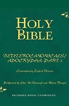 Part 2, Holy Bible Deuterocanonicals/Apocrypha-Volume 19, Various