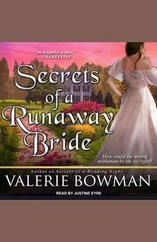 Secrets of a Runaway Bride, Valerie Bowman