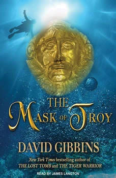 The Mask of Troy, David Gibbins