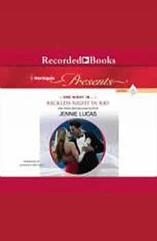 Reckless Night in Rio, Jennie Lucas