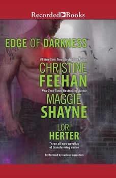 Edge of Darkness, Christine Feehan