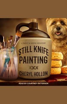 Still Knife Painting, Cheryl Hollon