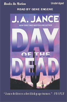 Day Of The Dead, J.A. Jance