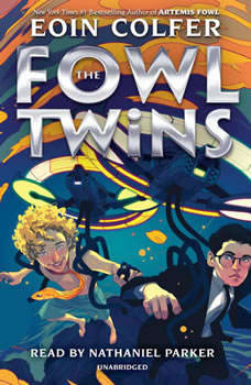 The Fowl Twins, Eoin Colfer