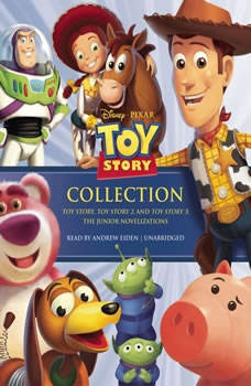 The Toy Story Collection: Toy Story, Toy Story 2, and Toy Story 3, Disney Press