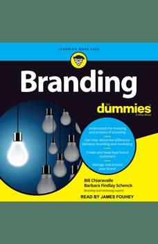 Branding for Dummies: 2nd Edition, Bill Chiaravalle