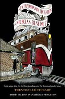 The Extraordinary Education of Nicholas Benedict, Trenton Lee Stewart
