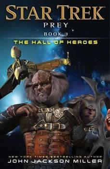 Prey: Book Three: The Hall of Heroes, John Jackson Miller