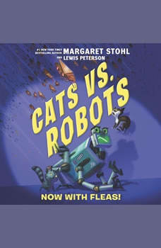 Cats vs. Robots #2: Now with Fleas!, Margaret Stohl