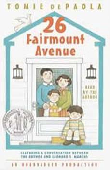 26 Fairmount Avenue #1: 26 Fairmount Avenue, Tomie dePaola
