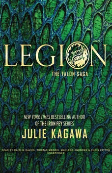 Legion, Julie Kagawa