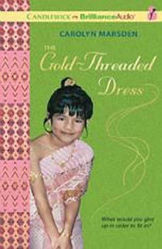 The Gold-Threaded Dress, Carolyn Marsden