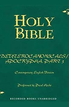 Part 3, Holy Bible Deuterocanonicals/Apocrypha-Volume 20, Various