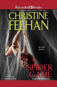 Spider Game, Christine Feehan