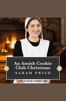 An Amish Cookie Club Christmas, Sarah Price