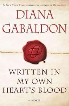 Written In My Own Heart's Blood, Diana Gabaldon