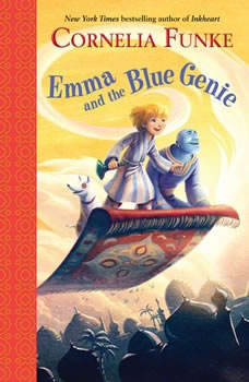 Emma and the Blue Genie, Cornelia Funke