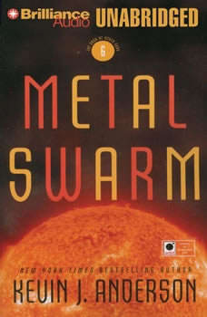Metal Swarm, Kevin J. Anderson