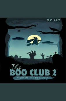 Night of the Werewolf: Halloween Books For Kids, Dr. MC
