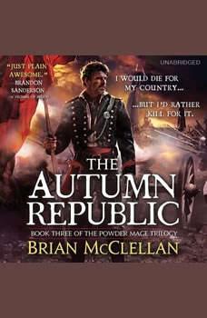 The Autumn Republic, Brian McClellan