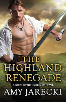 The Highland Renegade, Amy Jarecki