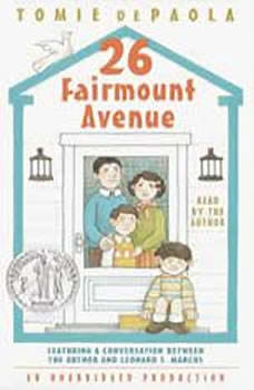 26 Fairmount Avenue #2: Here We All Are, Tomie dePaola