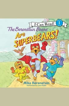 The Berenstain Bears Are SuperBears!, Mike Berenstain