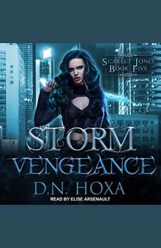 Storm Vengeance, D.N. Hoxa