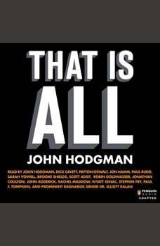 That Is All, John Hodgman