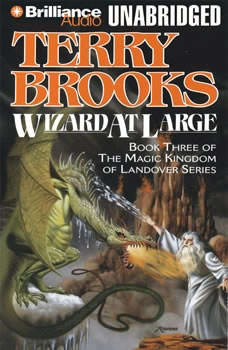 Wizard at Large, Terry Brooks